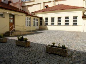 Školní jídelna, Štefánikova 11, Praha 5